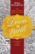 Down to Earth Leader Guide eBook