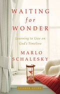 Waiting For Wonder Leader Guide eBook
