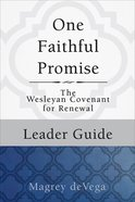 One Faithful Promise: Leader Guide eBook
