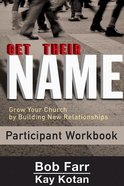 Get Their Name: Participant Workbook eBook