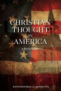 Christian Thought in America eBook