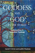 Goddess and God in the World eBook