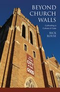 Beyond Church Walls eBook