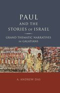 Paul and the Stories of Israel eBook