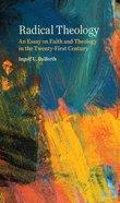 Radical Theology eBook