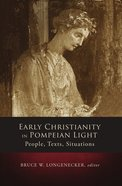 Early Christianity in Pompeian Light eBook