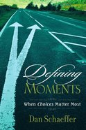 Defining Moments eBook