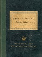 Made to Matter eBook
