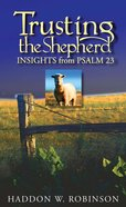 Trusting the Shepherd eBook