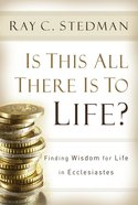 Is This All There is to Life? eBook