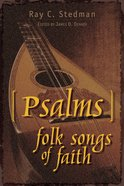 Psalms: Folk Songs of Faith eBook