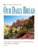 Our Daily Bread April/May/June 2014 eBook