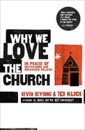 Why We Love the Church eBook