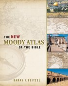 The New Moody Atlas of the Bible eBook