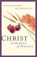 Christ in the Feast of Pentecost eBook