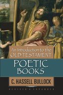 An Introduction to the Old Testament Poetic Books eBook