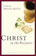 Christ in the Passover eBook