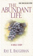 The Abundant Life eBook
