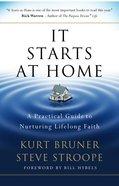 It Starts At Home eBook