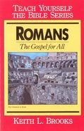 Romans (Teach Yourself The Bible Series)