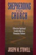 Shepherding the Church eBook