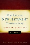 2 Timothy (Macarthur New Testament Commentary Series) eBook