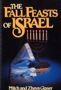 The Fall Feasts of Israel eBook