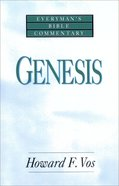 Genesis (New Edition) (Everyman's Bible Commentary Series)