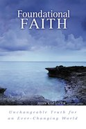 Foundational Faith eBook