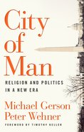 City of Man eBook
