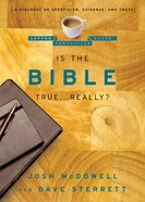 Is the Bible True...Really? (Coffee House Chronicles Series) eBook