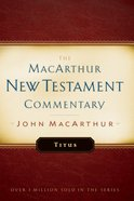 Titus (Macarthur New Testament Commentary Series) eBook