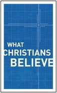 What Christians Believe eBook