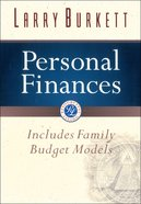 Personal Finances eBook