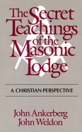 Secret Teachings of the Masonic Lodge eBook