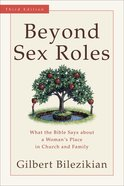 Beyond Sex Roles (3rd Ed) eBook