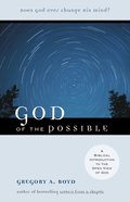 God of the Possible eBook