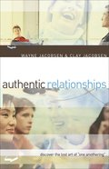 Authentic Relationships eBook