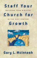 Staff Your Church For Growth eBook