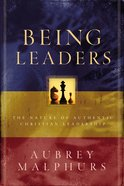 Being Leaders eBook