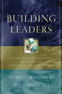 Building Leaders eBook