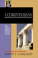 1 Corinthians (Baker Exegetical Commentary On The New Testament Series) eBook
