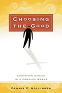 Choosing the Good eBook