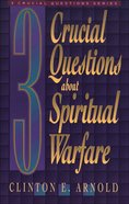 3 Crucial Questions About Spiritual Warfare eBook