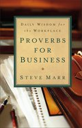 Proverbs For Business eBook