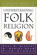 Understanding Folk Religion eBook
