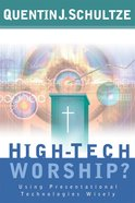 High-Tech Worship eBook