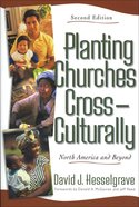 Planting Churches Cross Culturally (2nd Ed) eBook