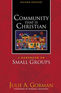 Community That is Christian (2nd Edition) eBook