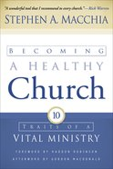 Becoming a Healthy Church eBook